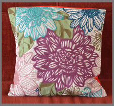 Cotton Embroidery Hand Made Pillow Cover/Cushion Cover from Craft Options!