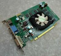 256MB Inno3D I-7300GT-G4F3 GF 7300 GT VGA DVI PCIe Graphics Card Unit / GPU