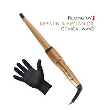 Remington CURL / WAND Keratin & Argan Oil Nourish - Conical Hair Curler C153W1AU