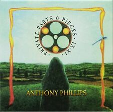 ANTHONY PHILLIPS - PRIVATE PARTS and PIECES IX-XI: 4 DISC CLAMSHELL BOXSET [CD]
