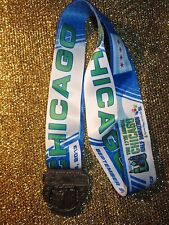 Chicago Marathon Half 2013 Race Running Finisher Medal