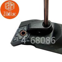 1PC Lathe turning boring bar S25S-MDUNR15 +4PC DNMG431 DNMG1504 Carbide inserts