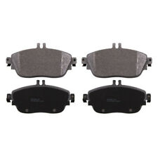 Wagner® MX1694 Semi-Metallic Front Brake Pads for 14-19 Mercedes-Benz