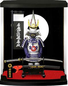 Authentic Samurai Figure/Figurine: Armor Series - Kato Kiyomasa