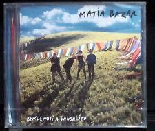 MATIA BAZAR BENVENUTI A SAUSALITO 1° STAMPA CD SEALED