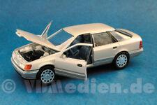 Ford Scorpio, silber metallic, M 1:24 Schabak 1500 Modellbau Auto Car