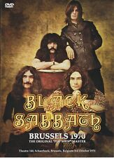 Black Sabbath / Brussels 1970 - Original Pop Shop Master / CD + DVD / Japanese