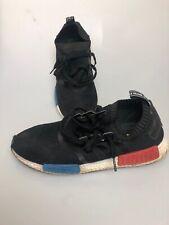 Adidas NMD R1 Primeknit OG Black Size US 10 UK 9.5 S79168