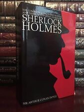 Complete Illustrated Novels of Sherlock Holmes New Deluxe Limited Hardback 1/500
