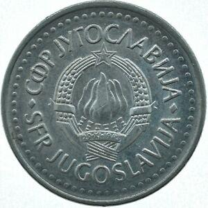 Yugoslavia, 10 Dinar, 1986           #WT17164