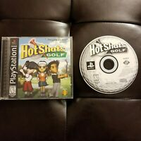 Hot Shots Golf 1998 Playstation 1 PS1 Sony Complete CIB Games