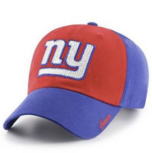 NFL New York Giants Women's Sparkle Hat