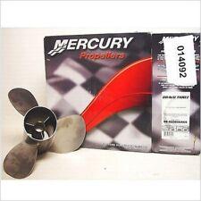Mercury Bravo Three Boat Propeller 48-823666A60 | RH 14 1/4 x 24 P