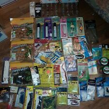 New ListingLot of fishing tackle lures swivels more