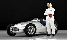 Hermann Lang Figur für 1:18 Mercedes AutoArt