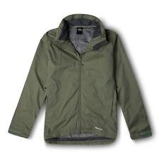 NWT Men adidas Hiking/Trekking Wandertag Jacket Green Climaproof 2XL $99 S01578