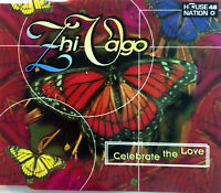Zhi-Vago ‎Maxi CD Celebrate (The Love) - Germany (VG+/VG+)