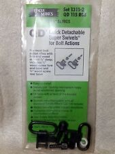 Uncle Mike's QD Sling Swivel for Most Bolt Action Rifle 1311-2 QD 115 RGS