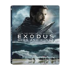 8010312114885 20th Century Fox Blu-ray Exodus - dei e Re (3 Blu-ray) (ltd Steelb