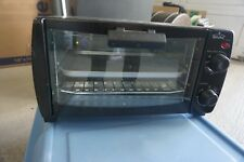 Black Rival Toaster Oven Pre-owned Barely Used