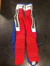 "Old School BMX race pants NOS Mongoose 31"""