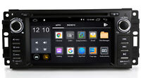 Auto Android Stereo Car Radio DVD Player GPS Navigation fits Dodge Grand Caravan