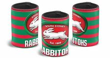 South Sydney Rabbitohs NRL Can Cooler Stubby Holder 2018 JERSEY TYPE 003G