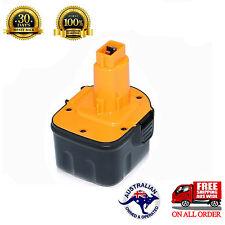 Battery For Dewalt 12V 3.0Ah Ni-Mh 397745-01, DC9071, DE9037,DC542,DW940K,DW9051