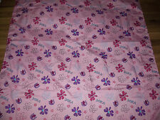 Nice Good Used Polyester Dora The Explorer Toddler Bed Top Sheet