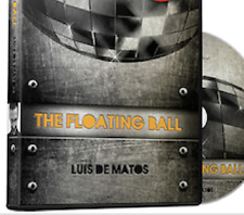 The Floating Ball (DVD and Gimmick for Ball) by Luis De Matos. Murphy's Magic