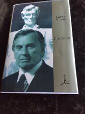 1993 MODERN LIBRARY Book, LINCOLN by Gore Vidal BIOGRAPHY of POLITICAL FIGURE