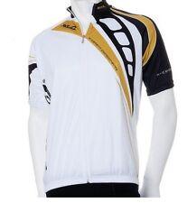 XLC - Maillot Vélo Kutzarmtricot JE-S05   Noir Blanc Ocre  T : XL  neuf