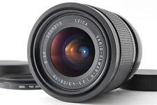 【MINT】LEICA VARIO ELMAR R 28-70mm f/3.5-4.5 MF Zoom Lens W/ E60 UV Filter, Caps