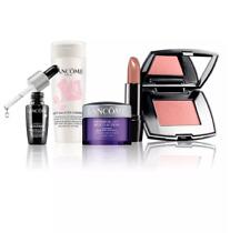 Lancome 5 Pc Renergie Lift Skincare Makeup Gift Set LIFTING GLOW MACYS trevel
