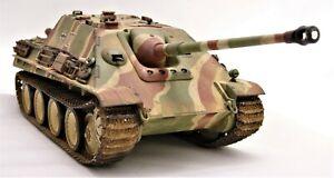 PRO-BUILT 1/35 Tank Destroyer Jagdpanther Sd.Kfz.173 (with metal tracks, barrel)