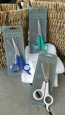 NEW 5 inch Stainless Steel Hair cutting sewing Scissors shears Mustache Grooming
