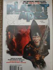 Planet of The Apes (comic Book) Signed.