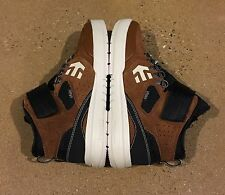 Etnies Sky Rise ODB LX Brown Black Size 7 US BMX DC Skate Shoes Sneaker Boots
