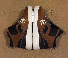 Etnies Sky Rise ODB LX Brown Black Size 7 US BMX DC Skate Shoes Sneaker Boots