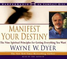 Manifest Your Destiny Wayne Dyer Audiobook