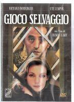 Gioco Selvaggio DVD Richard Bohringer Ute Lemper