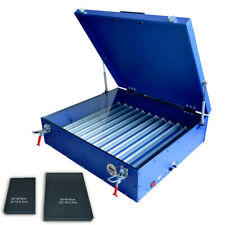 Uv Exposure Unit 24x28 Silk Screen Printing Led Light Box Plate Burning 110v