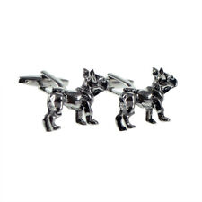 Standing French Bulldog Cufflinks X2N322
