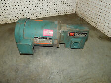 Reliance P56H5069M Motor 1/2(.5)HP 1725RPM FB56C Frame Tigear Gear Reducer