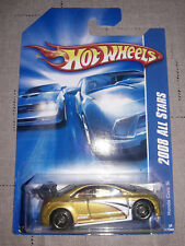 Hot Wheels Honda Civic Si 2008 All Stars Gold