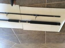 Shakespeare TIDEWATER 12-30lb Medium 8' Surf Rod. Excellent 2 Piece