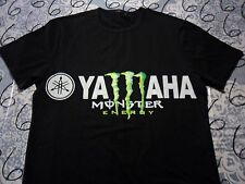 Large- Yamaha Poly Blend Missing Tag T- Shirt