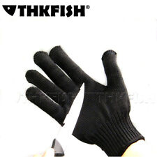 1 Pair Fishing fillet cut resistant Fillet knife Thread weave Fishing Gloves