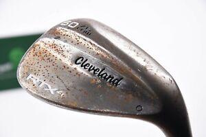 Cleveland Rtx 4 Lob Wedge / 60 Degree / Stiff Flex Dynamic Gold / CLWRTX4799