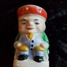 Vintage Miniature Toby Mug. Faded Mark